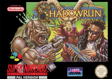 Load image into Gallery viewer, Shadowrun - PAL (With Retail Box) - ChampionCartridge