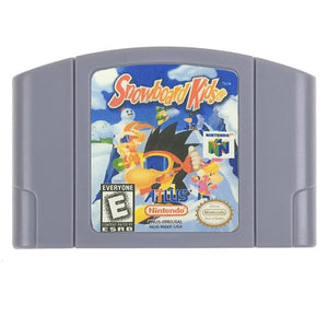 Snowboard Kids - NTSC - ChampionCartridge