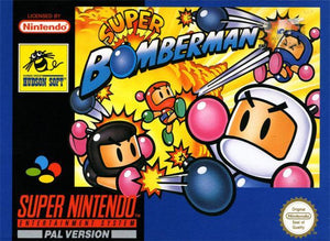 Super Bomberman - PAL (With Retail Box) - ChampionCartridge