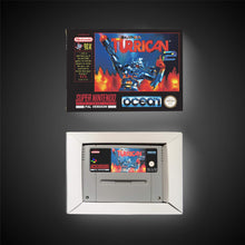 Load image into Gallery viewer, Super Turrican 2 - PAL (With Retail Box) - ChampionCartridge