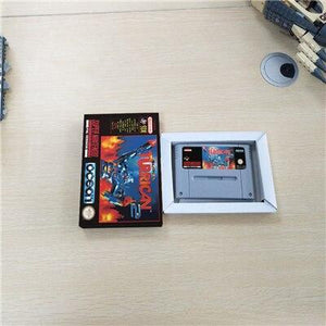 Super Turrican 2 - PAL (With Retail Box) - ChampionCartridge