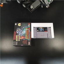 Load image into Gallery viewer, Super Turrican - US (With Retail Box) - ChampionCartridge