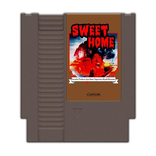 Sweet Home NES Nintendo - ChampionCartridge