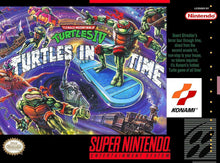 Load image into Gallery viewer, Teenage Mutant Ninja Turtles IV - Turtles in Time (With Retail Box) - ChampionCartridge