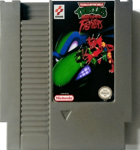 Teenage Mutant Ninja Turtles Tournament Fighters NES Nintendo - ChampionCartridge