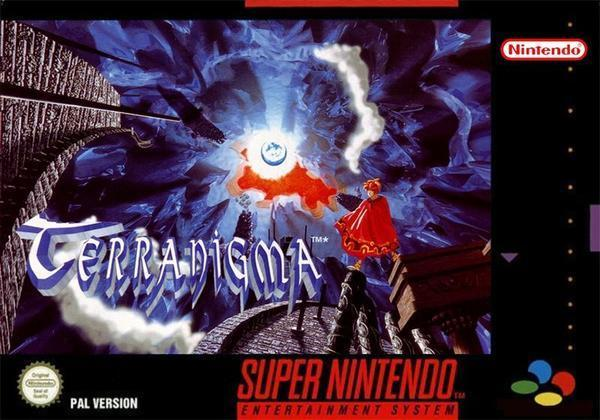 Terranigma - PAL (With Retail Box) - ChampionCartridge