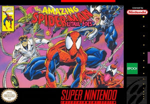 The Amazing Spider - Man Lethal Foes - US - ChampionCartridge