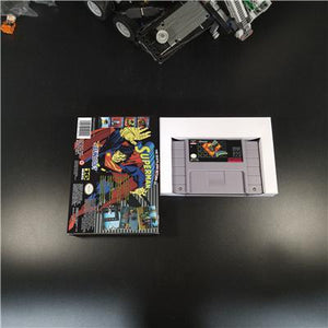 The Death and Return of Superman - US (With Retail Box) - ChampionCartridge