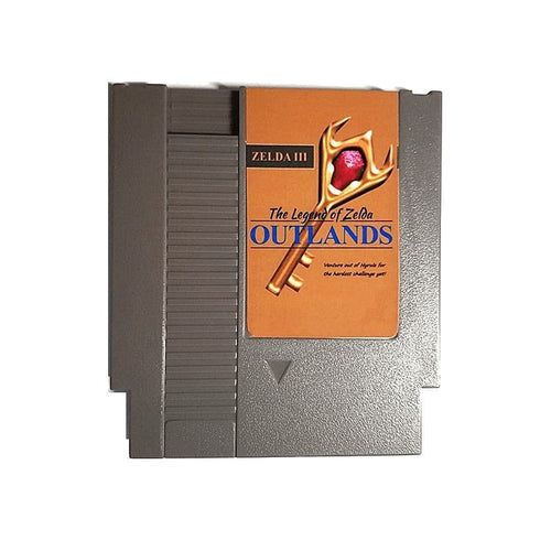 The Legend of Zelda 3 III: Outlands NES Nintendo - ChampionCartridge