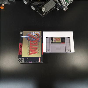 The Legend of Zelda A Link to the Past - US (With Retail Box) - ChampionCartridge