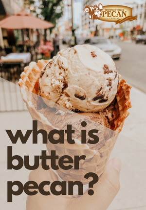 What is Butter Pecan?
