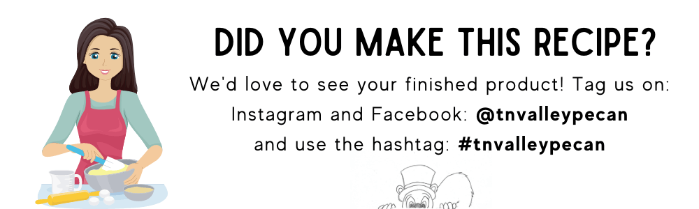 Text asking to share your finished result on social media!