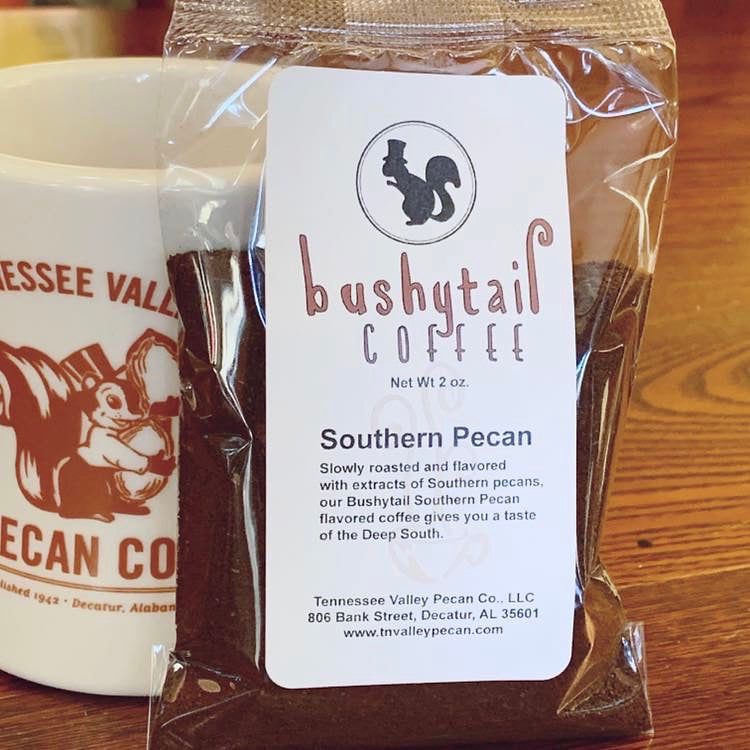 Bushytail Coffee Sample Size