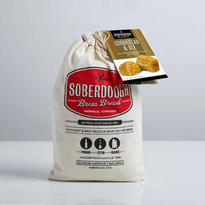 Soberdough Cornbread & Ale Bread Mix | Tennessee Valley Pecan Company