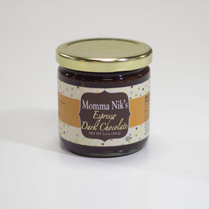 Momma Nik's Espresso Dark Chocolate