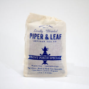 Piper & Leaf Tea Co. Front Porch Special 35G | Tennessee Valley Pecan Company