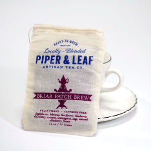 Piper & Leaf Tea Co. Briar Patch Brew 35 Grams | Tennessee Valley Pecan Company