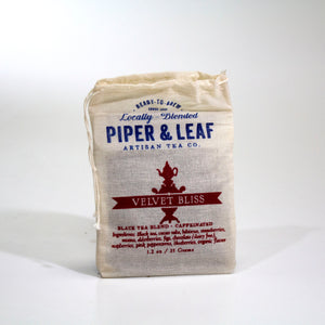 Piper & Leaf Tea Co. Velvet Bliss | Tennessee Valley Pecan Company