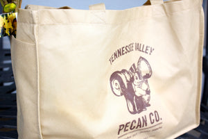 Tennessee Valley Pecan Company Reusable Shopping Bag (Full Bag)