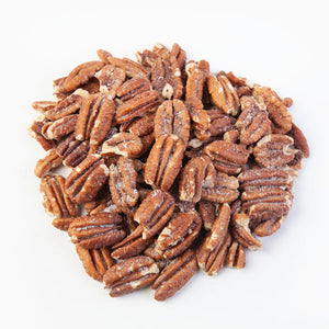 Toasted Mammoth Pecan Halves | Wholesale