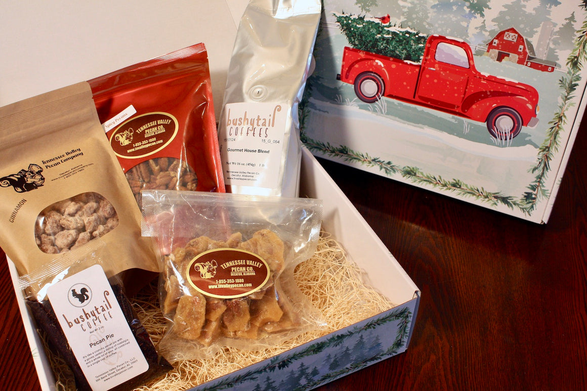 Tree Farm Holiday Truck - Corporate Gift