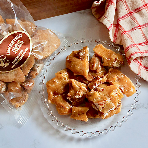 Pecan Brittle | Tennessee Valley Pecan Company