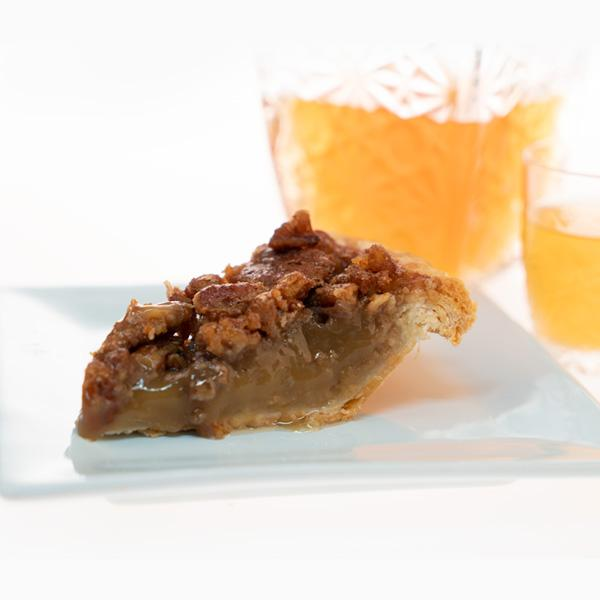 Bourbon Pecan Pie from Tennessee Valley Pecan Company