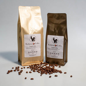 Cupid's Kiss Coffee | Bushytail Coffee | Tennessee Valley Pecan Company