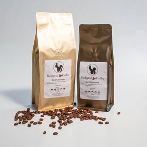 Dark Chocolate Coffee | Bushytail Coffee | Tennessee Valley Pecan Company