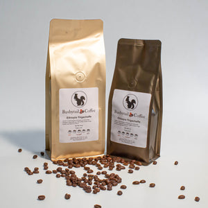 Ethiopia Yirgacheffe Coffee | Bushytail Coffee | Tennessee Valley Pecan Company