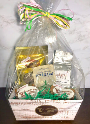Southern Charm Gift Basket - Tennessee Valley Pecan Company