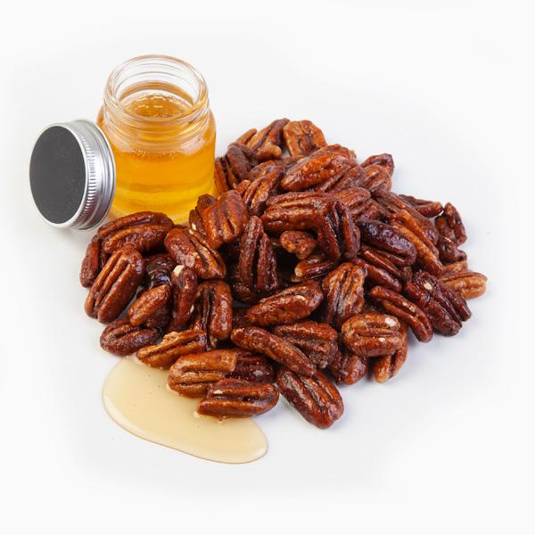 Honey-Glazed Pecans - Tennessee Valley Pecan Company