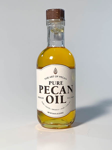 Pur Pecan Oil | Tennessee Valley Pecan Company