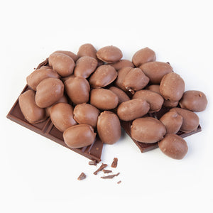 Premium Milk Chocolate Pecans | Tennessee Valley Pecan Company