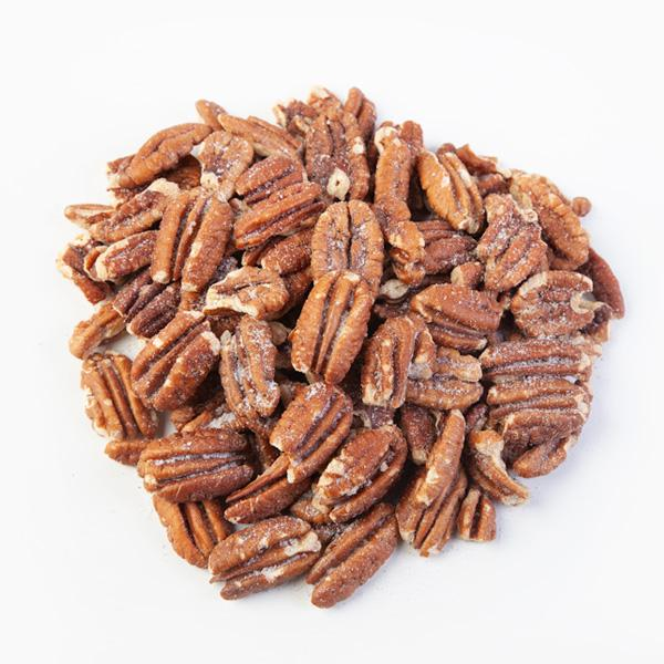 Toasted Mammoth Pecan Halves | Tennessee Valley Pecan Company