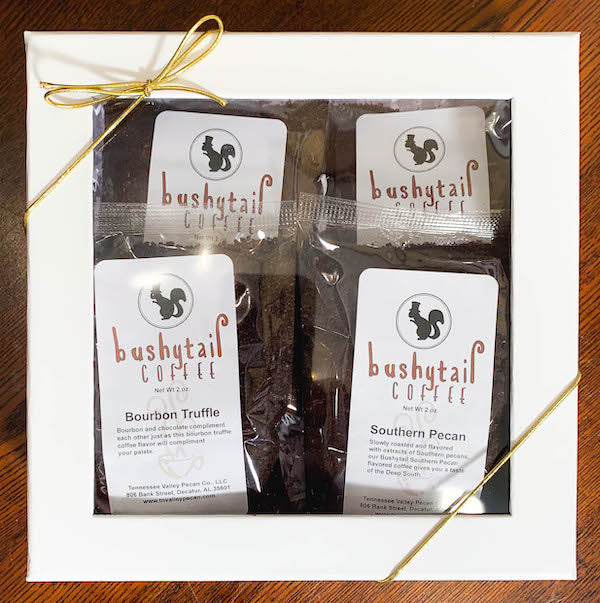 Window Box Bushytail Coffee Sampler