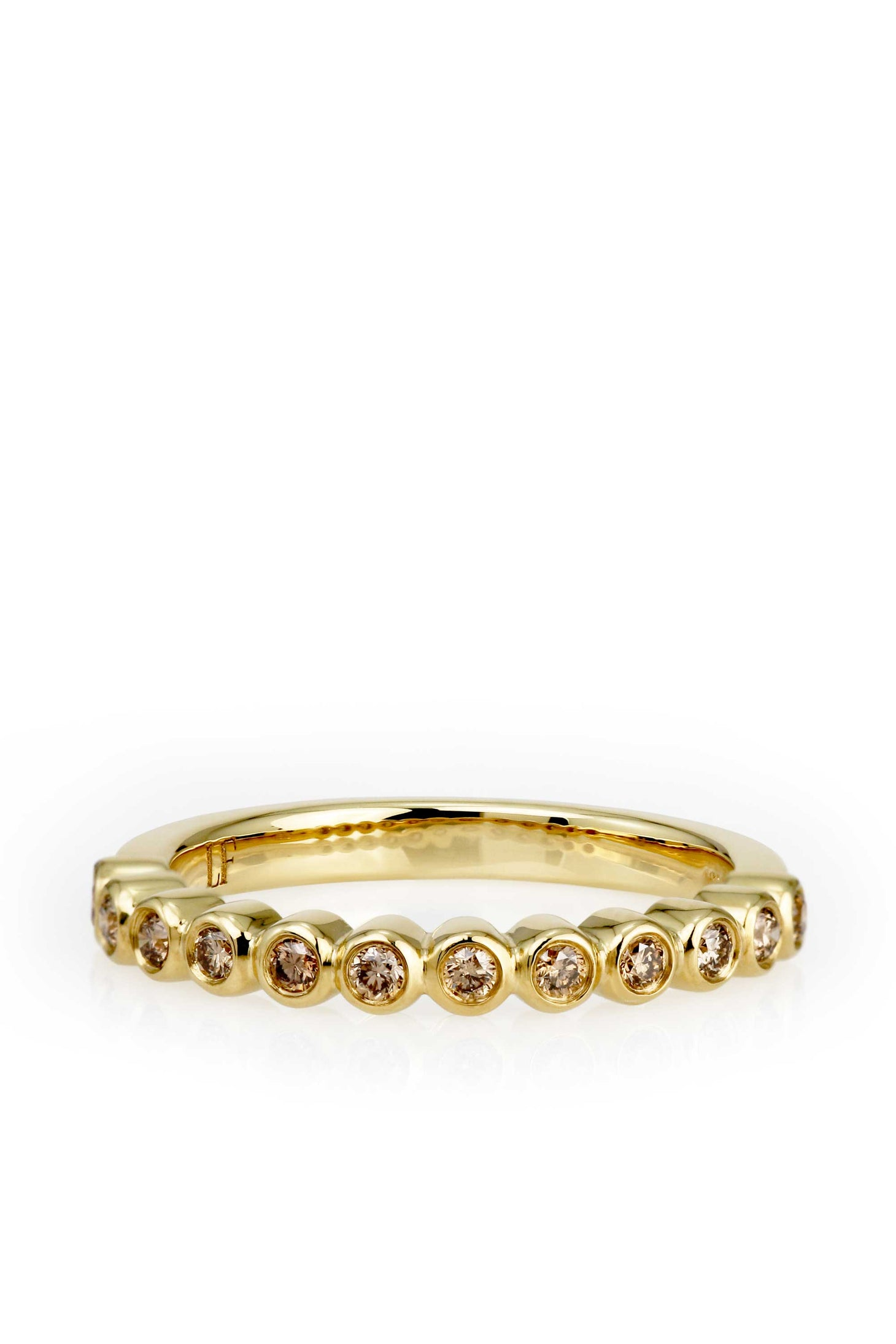 Champagne Circles Ring