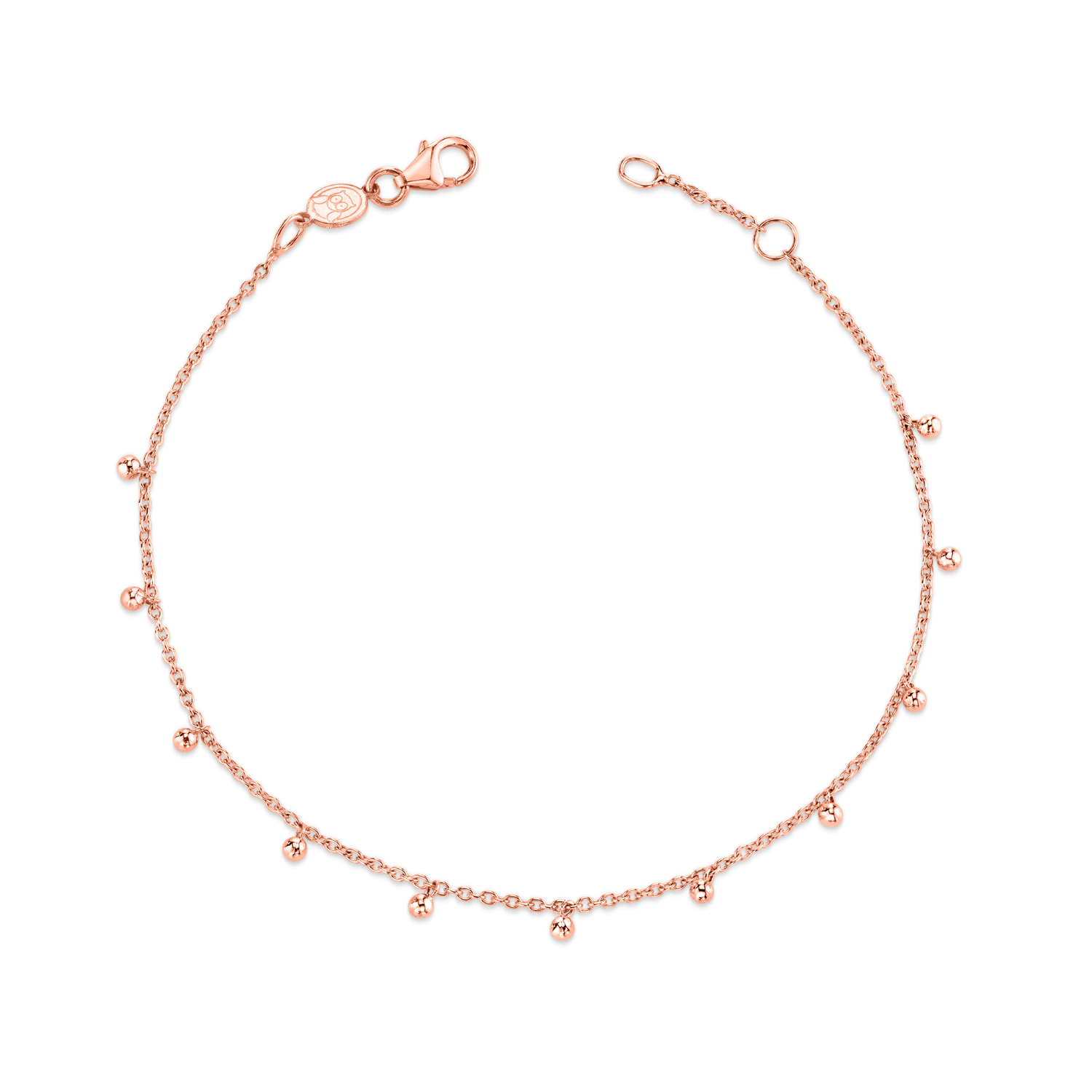 Kids Dainty Ball Bracelet