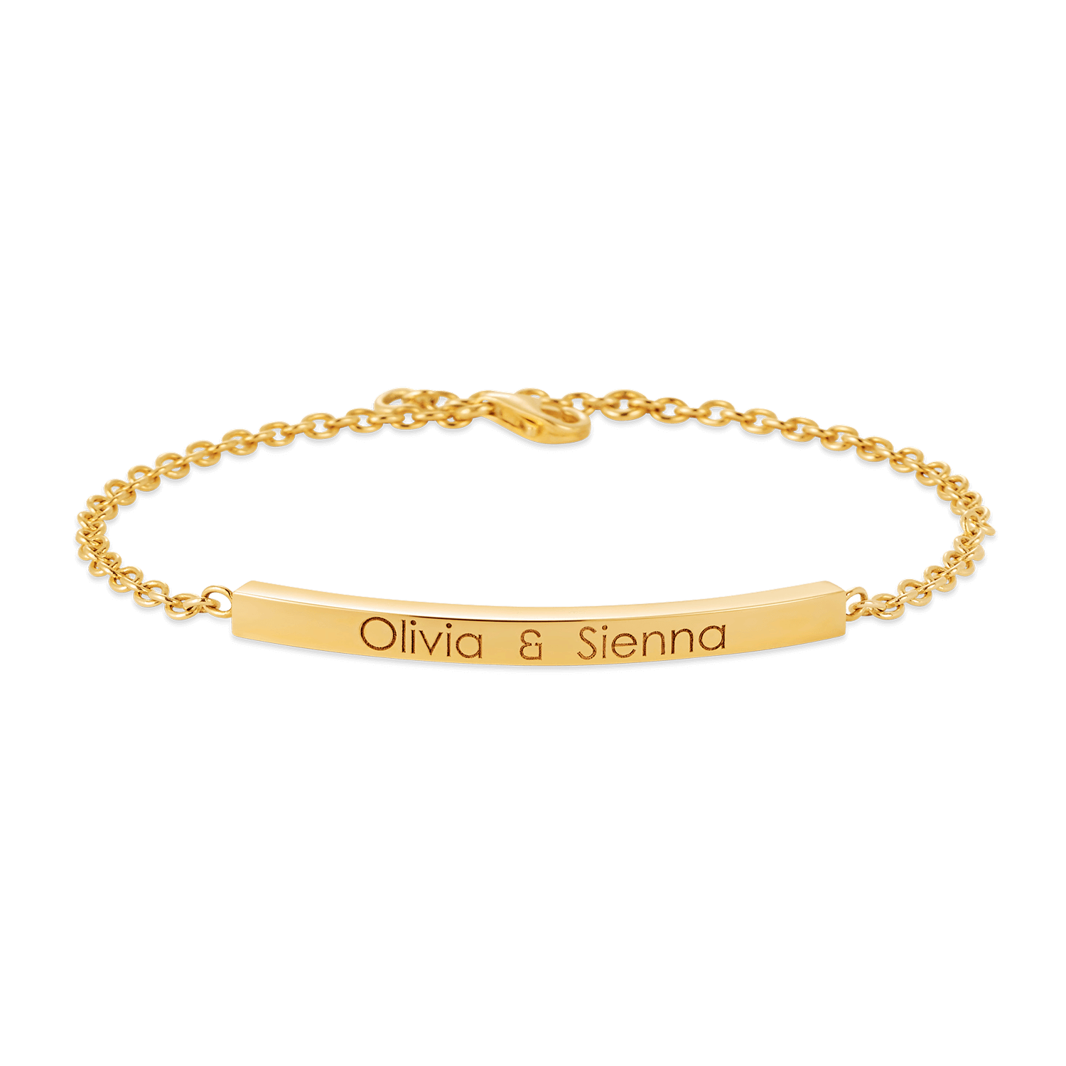 Kids Quad Bar Bracelet
