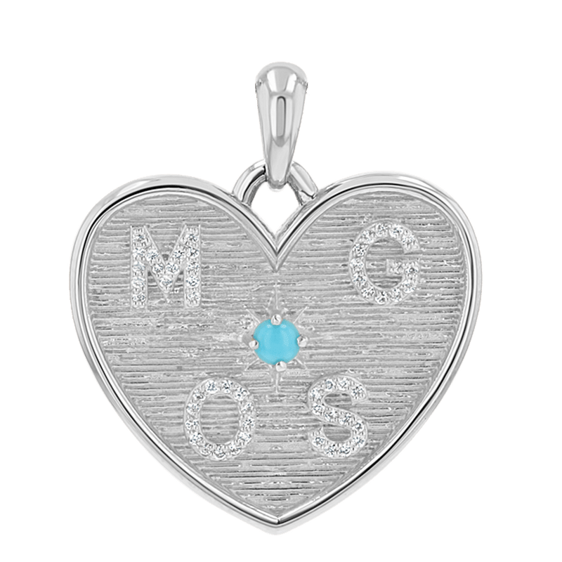 Heart of Mine Charm