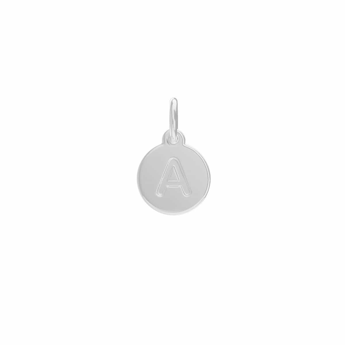 Petit Initial Coin Charm