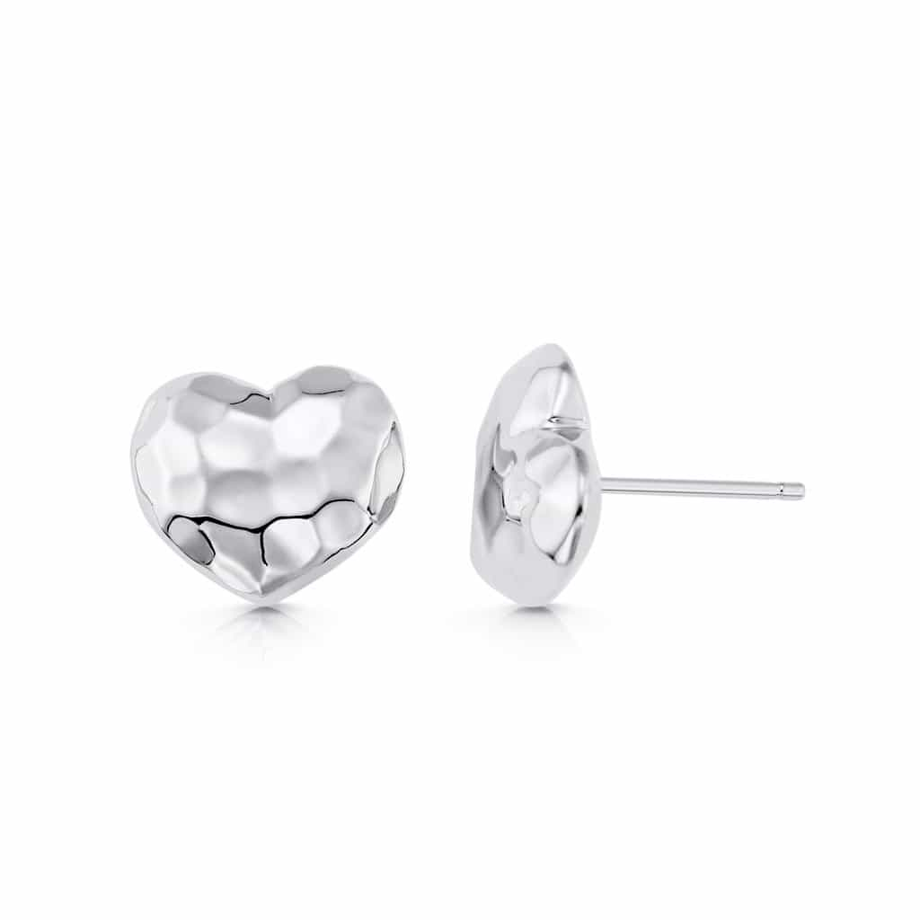 Baby Love Grand Heart Earrings