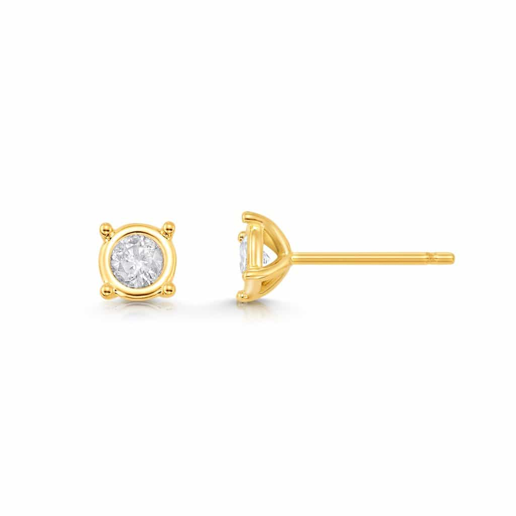 Cirque Moyen Stud Earrings