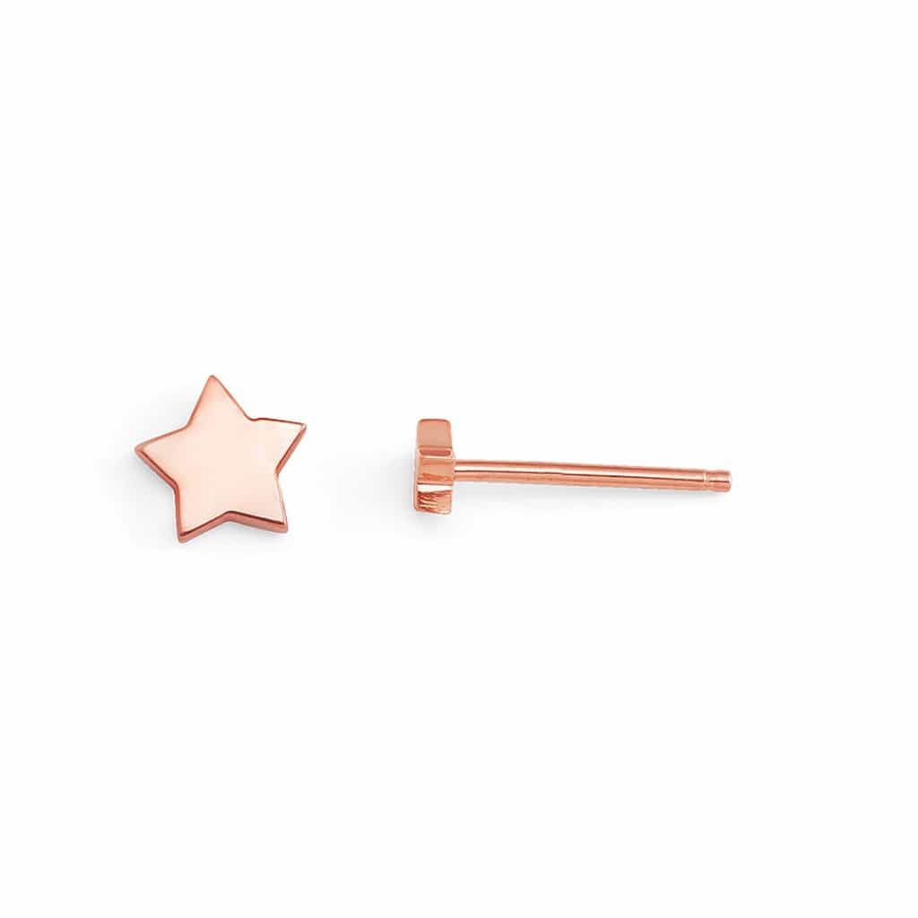 Shapes Moyen Star Stud Earrings
