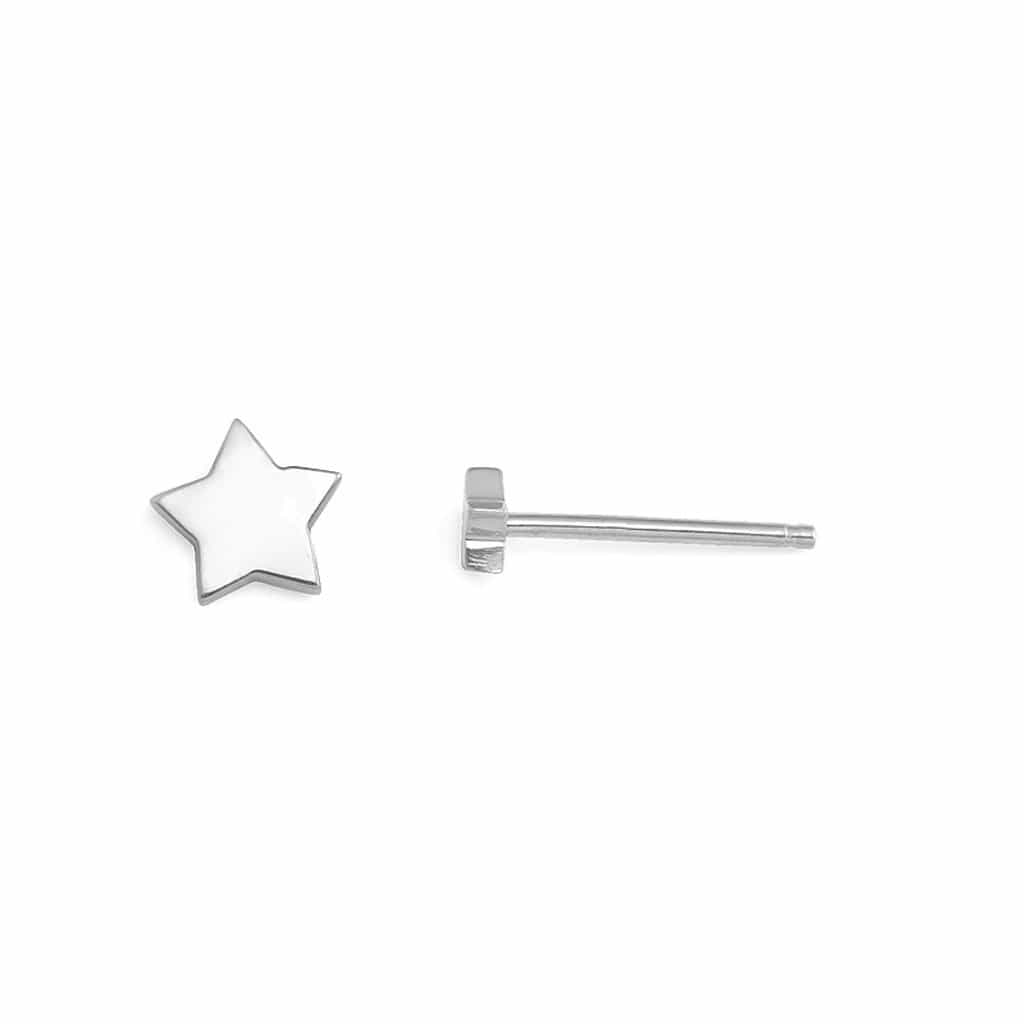 Moyen Star Stud Earrings