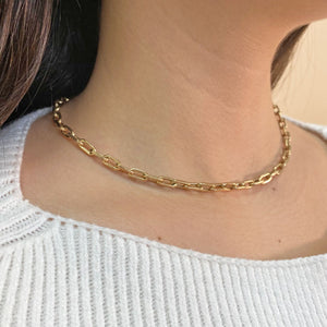 14K Grand Beverly Chain Necklace