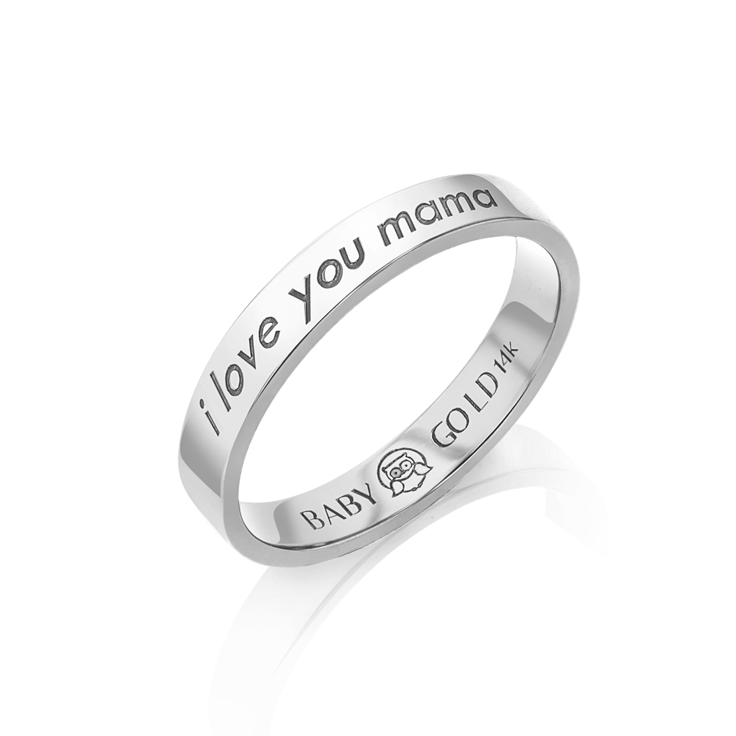 I Love You Mama Ring