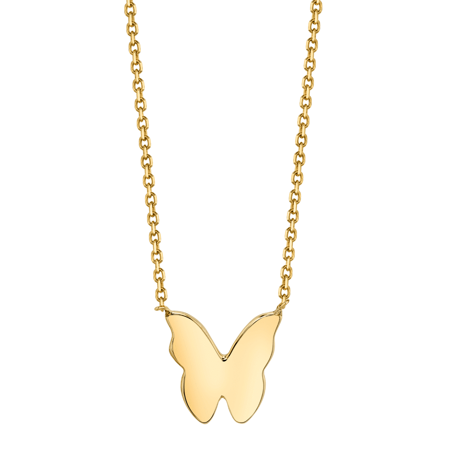 Kids Butterfly Necklace