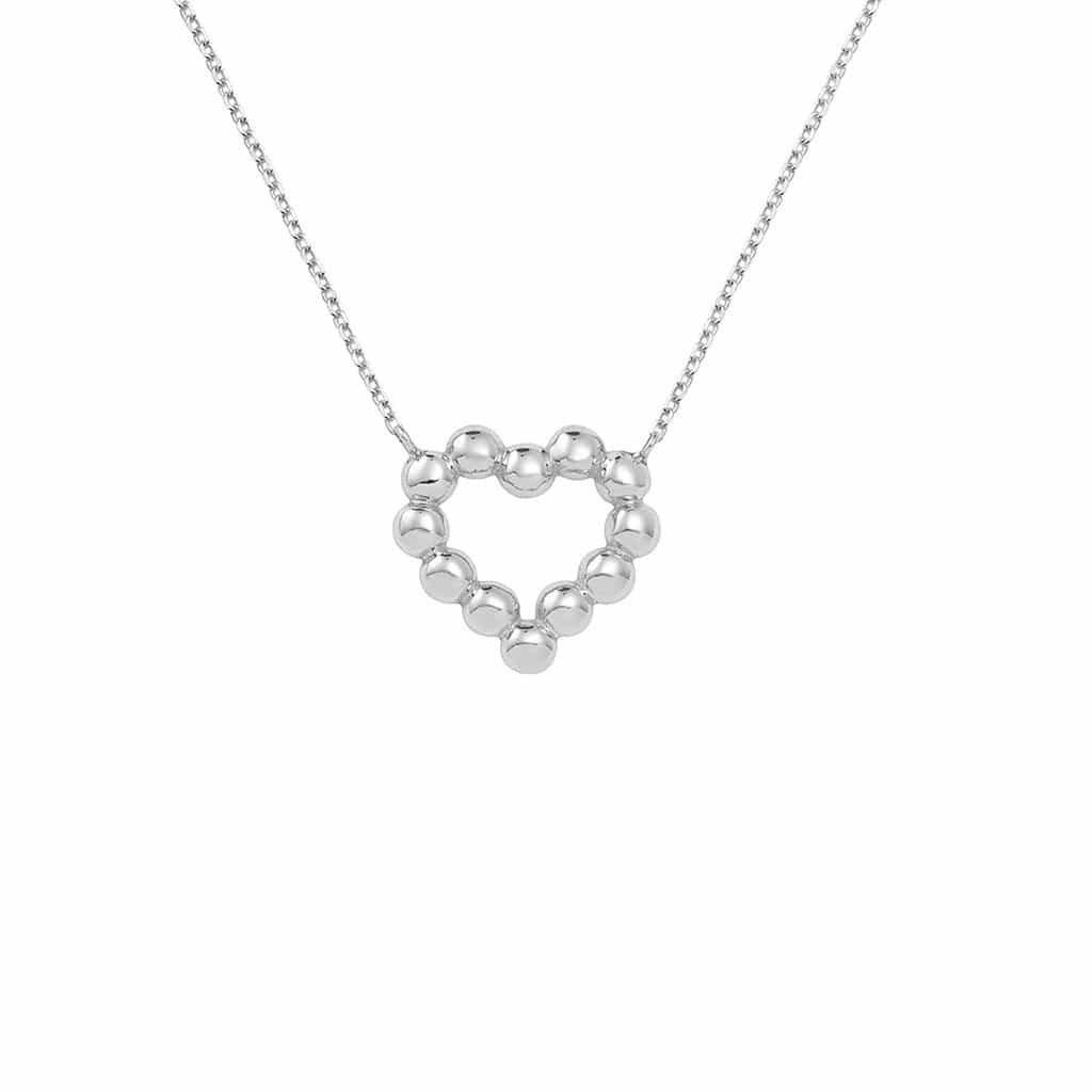Cupola Heart Necklace