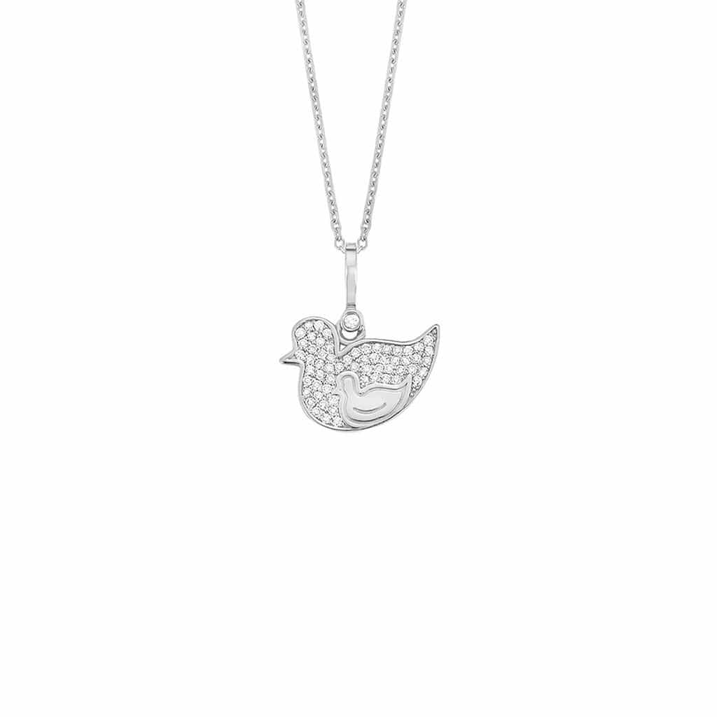 Duck Necklace